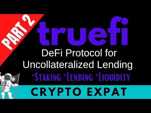 TrueFi Video Review